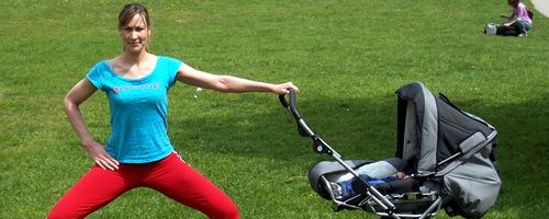 Strollercize® - Fitness mit Buggy (mit Video)