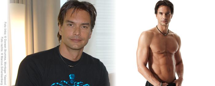 Supermodel Markus Schenkenberg Spricht Im Interview 252 Ber
