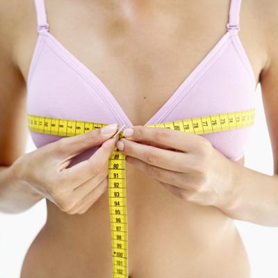 Die Form der Brust ohne Operation