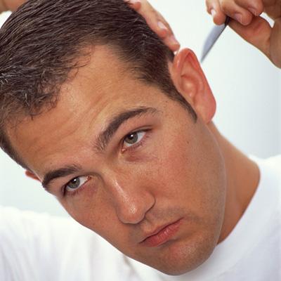 Haarausfall: Toupets verbergen Geheimratsecken : Frisuren ...