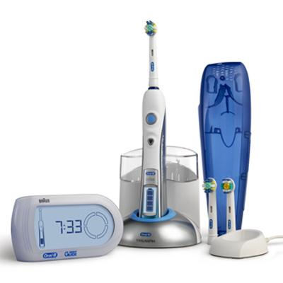 Oral B Triumph Mit Smartguide Zahnputzwerkzeug Im Test Zähne