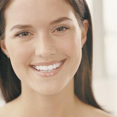 Weiße Zähne Mit Bleaching Zähne Augen Yaacool Beauty